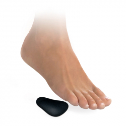 Metatarsal pads – right and left black