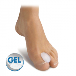 Gel toe spreader silicon