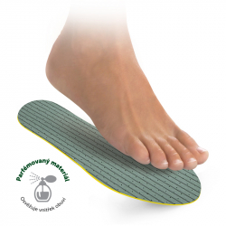 Scented insoles (tree smell)