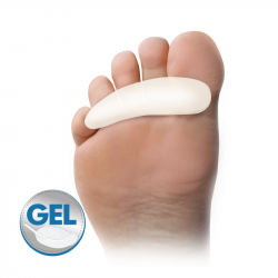Gel hammer toe cushion