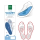 Gel insoles with metatarsal pads